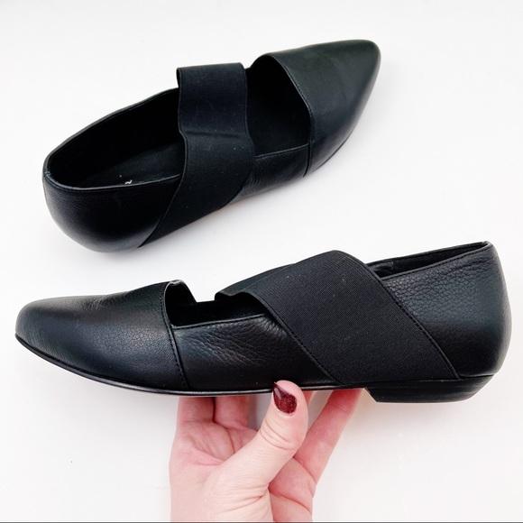 Eileen Fisher Lend Slip-on Flats Slides Shoes